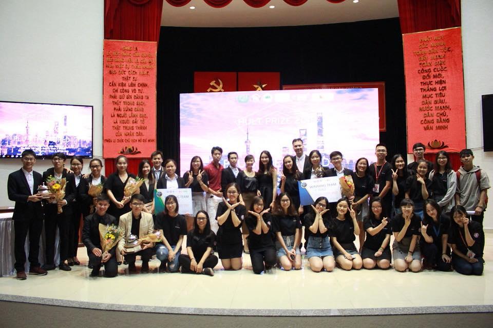Tài trợ cuộc thi Hult Prize Vietnam 2018